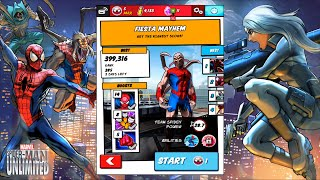 Spider-Man Unlimited iOS / Android Spider-X Gameplay Trailer