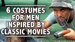 6 Costumes For Men Inspired By Classic Movies