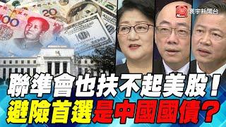 P3 聯準會也扶不起美股! 避險首選是中國國債?|寰宇全視界20200404