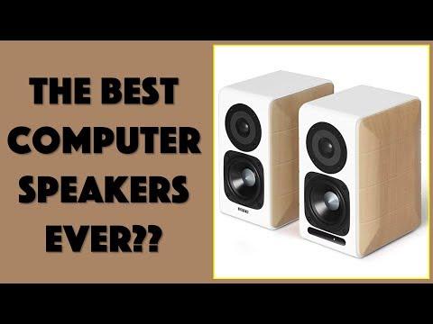 The Powered Edifier S880DB Desktop Audiophile Speakers Reviewed!