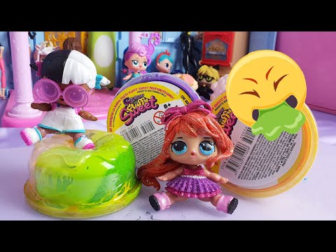 Nuovi SLIME Skifidol FLUFFY SWEET: che DISASTRO! 😰[Unboxing]