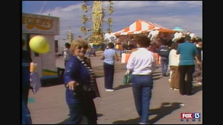 From 1987: Opening day at the Florida State Fair