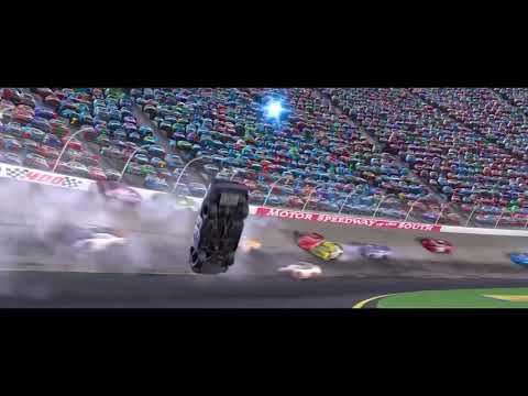 Disney•Pixar Cars - Racing Sports Network - Best Piston Cup Wipeouts