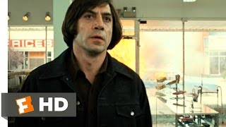 No Country for Old Men (5/11) Movie CLIP - Pharmacy Explosion (2007) HD