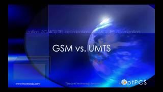 UMTS Network Topology
