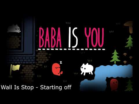 Baba Is You OST - Wall Is Stop - Starting off thumbnail