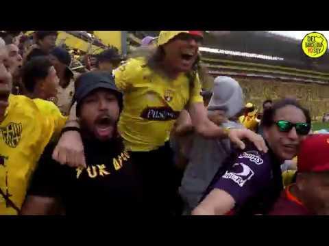 """CLÁSICO DEL ASTILLERO | BSC 3-1 Emelec | Fecha 8 - 1era Etapa 2018 | El Aliento del Hincha + Partid"" Barra: Sur Oscura • Club: Barcelona Sporting Club"