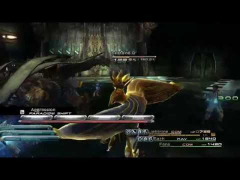 First mod for FFXIII is music mod :: FINAL FANTASY XIII