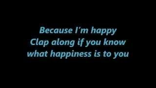 Pharrell Williams   Happy Despicable Me 2 Lyrics 1080p