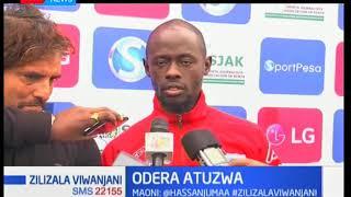 Mshambulizi wa AFC Leopards Ezekiel Odera atuzwa kama mchezaji bora wa mwezi wa Machi.