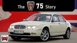 The Rover 75 Story