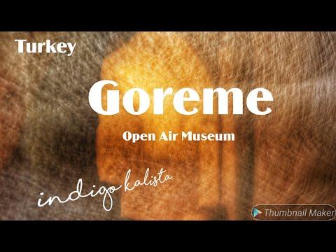 Turkey - Goreme Open Air Museum - V#113