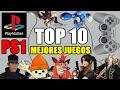 Top 10 Los Mejores Juegos De Playstation ps1 De La Hist