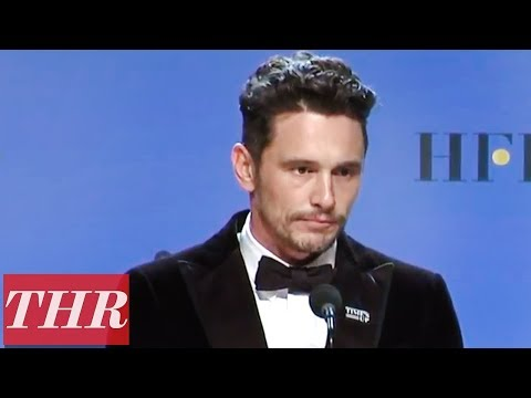 James Franco Shares Why He Chose to Wear Time's Up Pin at The 2018 Golden Globes | THR