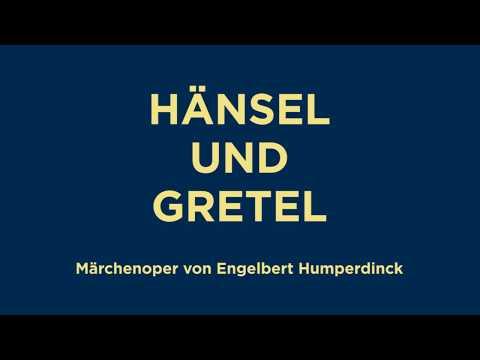 HÄNSEL UND GRETEL von Engelbert Humperdinck - Premiere am 06.12.2015