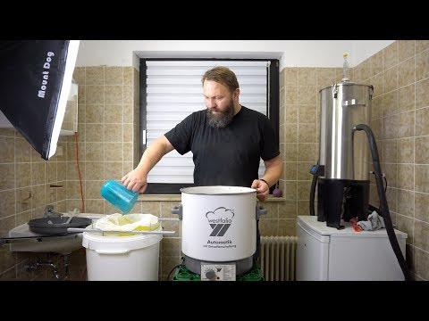 Einfach Bier selber brauen mit minimaler Ausrüstung!