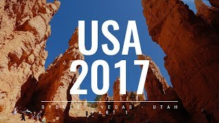 USA road trip 2017