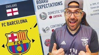 OMG MESSI & RONALDO TO EPL! - REBUILDING SUPER LEAGUE! FIFA 17 CAREER MODE #01
