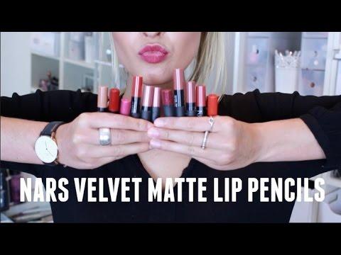 Velvet Matte Lip Pencil by NARS #3