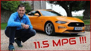 2018 Ford Mustang GT - Is it worth £45,000 ?!!