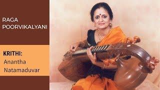 Raga Series: Raga Poorvikalyani in Veena by Jayalakshmi Sekhar 004