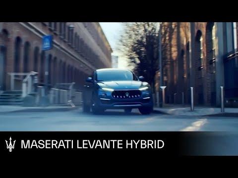 Cuốn theo trào lưu điện hoá, Maserati thêm mô-tơ cho SUV hạng sang Levante Hybrid
