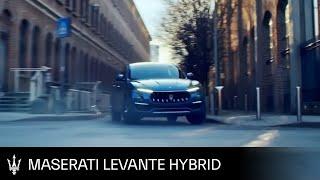 [오피셜] The New Maserati Levante Hybrid. Performance Charged