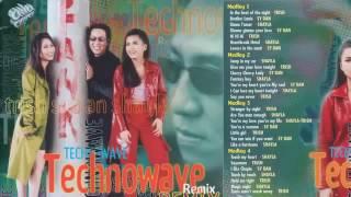 Album Technowave Remix Sỹ Đan, Shayla, Trish