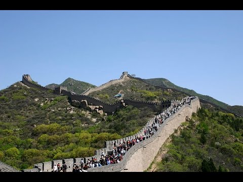 How They Build Great Wall Of China : Best Documetary 2017