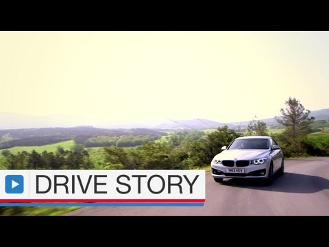 BMW 3 Series GT Drive Story from Italy to Luxembourg | Jon Quirk
