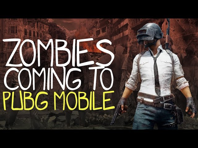 PUBG Mobile Zombies Mode Update: Here's What's New in