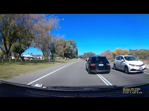 This Month In Dash Cams: A Bunch Of Bogans Swearing Loudly