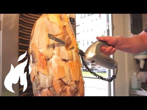 Street Food 🚌Lachs-Döner 🚌 Armenisches BBQ 🚌ROLLING ICE