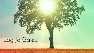 Lag Ja Gale | Woh Kaun Thi? | Lata Mangeshkar | Vinod Rathod (Tried Cover)