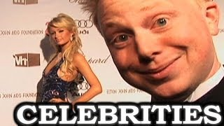 Joe Gets Celebrities (Red Carpet Interviews At Oscars Afterparty) (Classic)