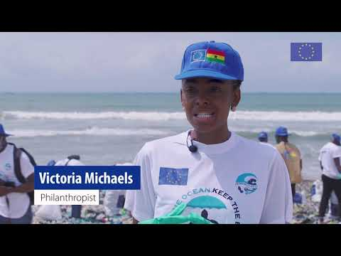 EU Beach Clean-up 2020