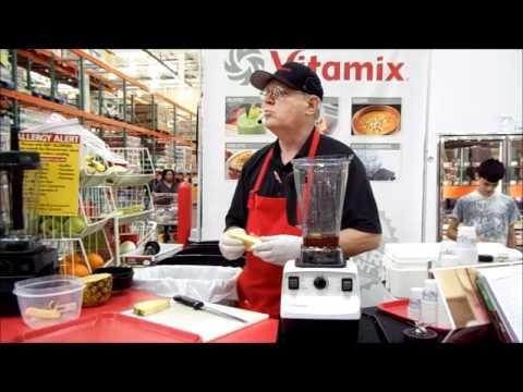 Video VitaMix Ice Cream Video