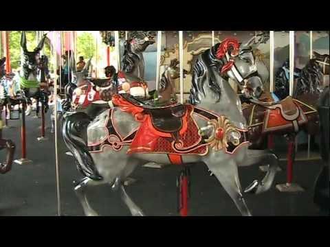 Kiddy Kingdom Carousel