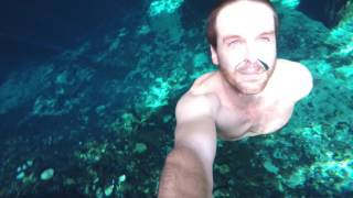 VIDEO: CENOTE-HOPPING IN MEXICO