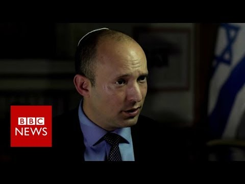 Naftali Bennett: 'It's all about poking Israel in the eye politically' - BBC News