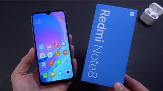 Xiaomi Redmi Note 8 Unboxing & Hands-On - Impressive!