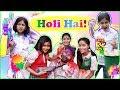 HOLI Pranks - Types Of People In Holi | MyMissAnand