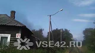 Жительница Кузбасса жалуется на засыпающую дома угольную пыль