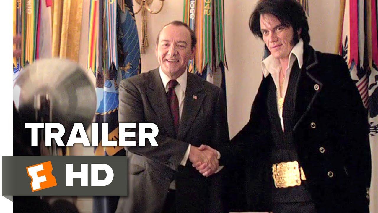 Trailer för Elvis & Nixon