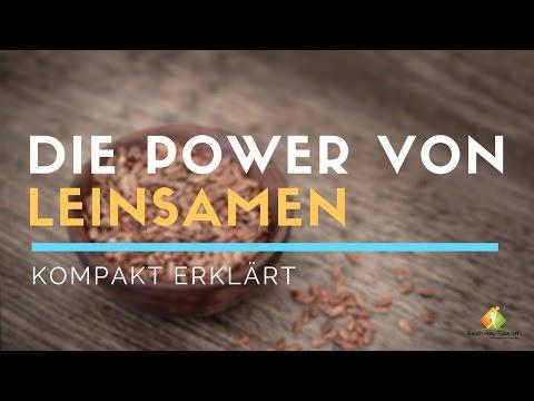 Die Power von Leinsamen - Kompakt erklärt