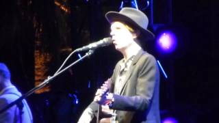 Beck - (Rebellion (Lies) (Arcade Fire) / Blue Moon (Coachella Festival, Indio CA 4/20/14)