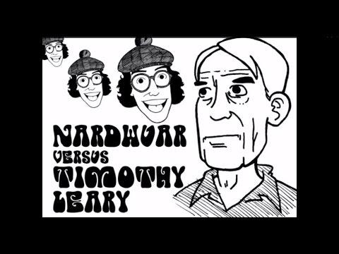 Nardwuar vs. Timothy Leary