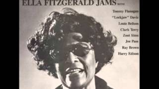 Ella Fitzgerald ft. Joe Pass et al - Fine And Mellow
