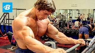 How To Train For Mass | Arnold Schwarzenegger