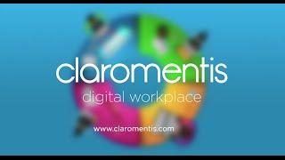 Claromentis video